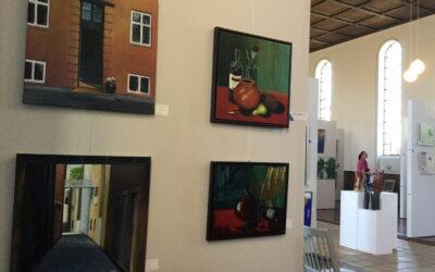 Kunst i Østre Kapel