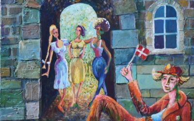 Jomfruer i porten