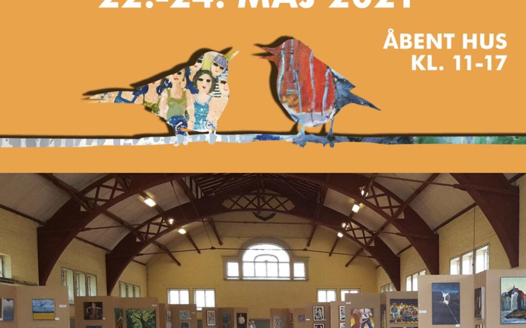 Kunst i Pinsen 2021